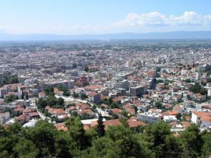 Η πόλη των Σερρών